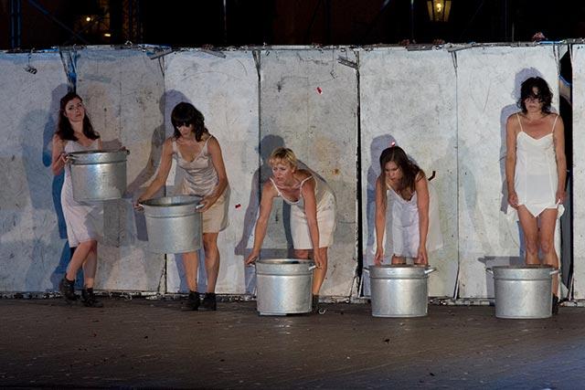 V Krakowska Noc Teatrów za nami ( zdjęcia )