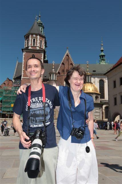 """Warsztaty Fotograficzne """"Mój Kraków""""  dla osób niepełnosprawnych intelektualnie"""
