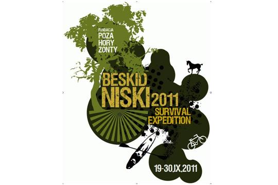Beskid Niski 2011 Survival Expedition