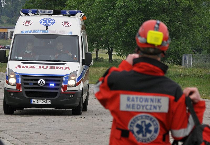 Śmiertelny wypadek na Al. Jana Pawła II. Nie żyje kierowca