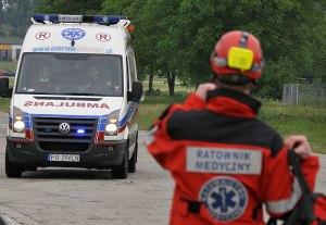 Karetka_wypadek.Fot.InfoKraków24