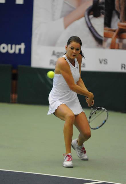 US Open: Agnieszka pokonana w 4. rundzie
