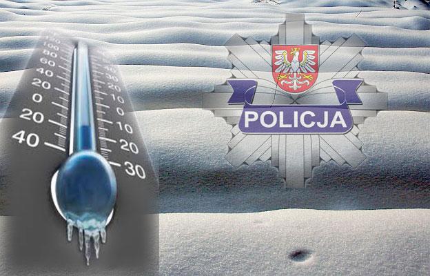 Zima zbiera śmiertelne żniwo - W małopolsce zamarzło dwóch mężczyzn