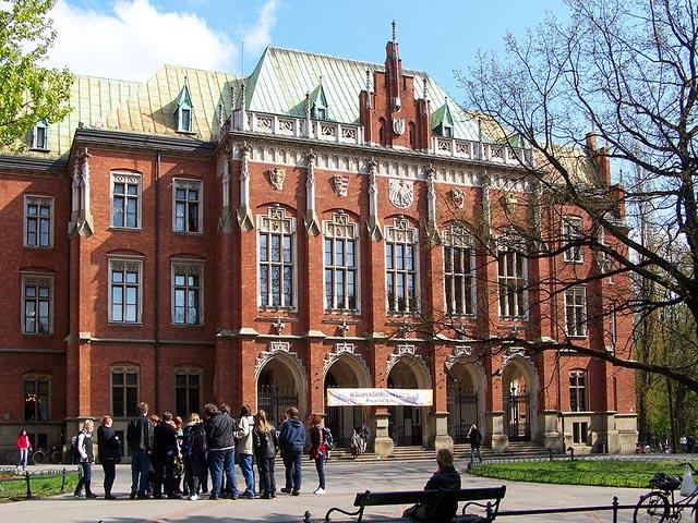 uj uniwersytet jagiellonski krakow