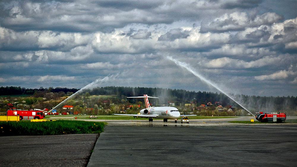 VOLOTEA W KRAKÓW AIRPORT ? PIERWSZY LOT PRZEWOŹNIKA DO POLSKI