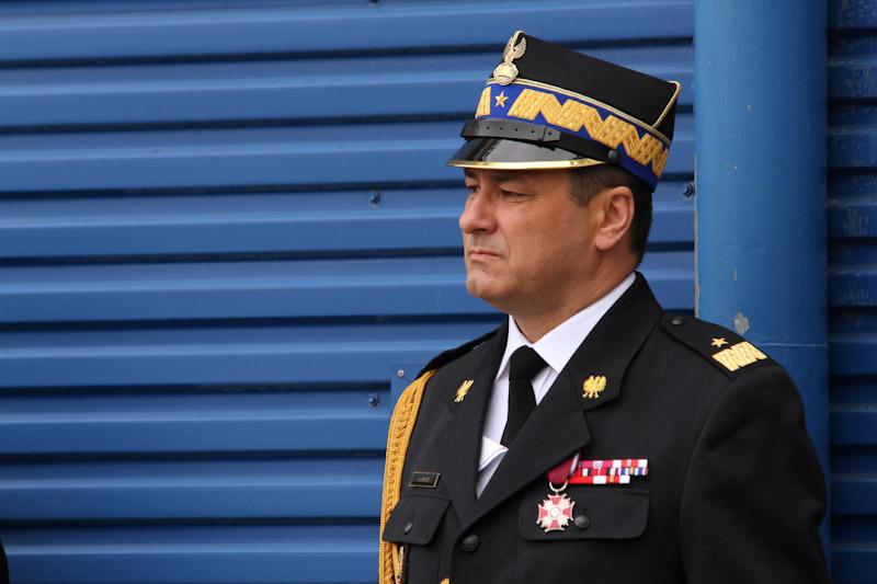 Uroczysty Apel strażaków z udziałem generała Mroza (zobacz zdjęcia)