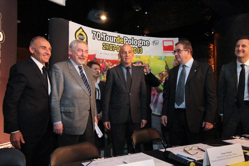 70. Tour de Pologne rozpocznie się we Włoszech