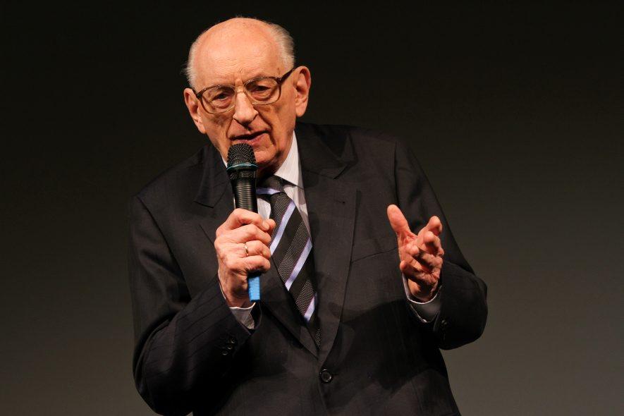 Profesor Władysław Bartoszewski Honorowym Obywatelem Miasta  Krakowa