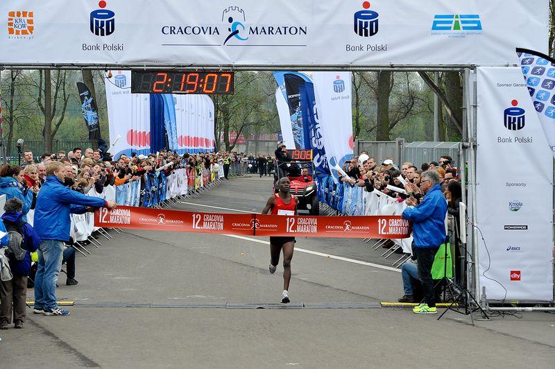 Patryk Niangero wygrał 12. Cracovia Maraton [ Mega galeria zdjęć !!! ]