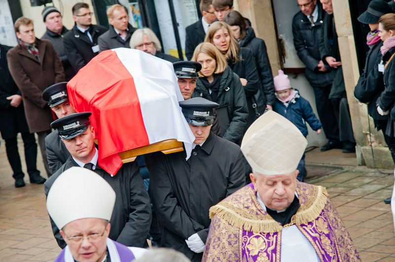 Pożegnaliśmy Krzysztofa Kozłowskiego [ zdjęcia ]