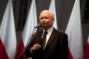 Trzecia rocznica pogrzebu pary Prezydenckiej. Fot. Jan Graczyński / INFO Kraków24