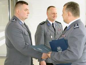 Mł. insp. Dariusz Urbanik nowym komendantem zakopiańskiej Policji