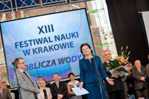 Festiwal Nauki 2013. Fot. Grzegorz Łyko / INFO Kraków24