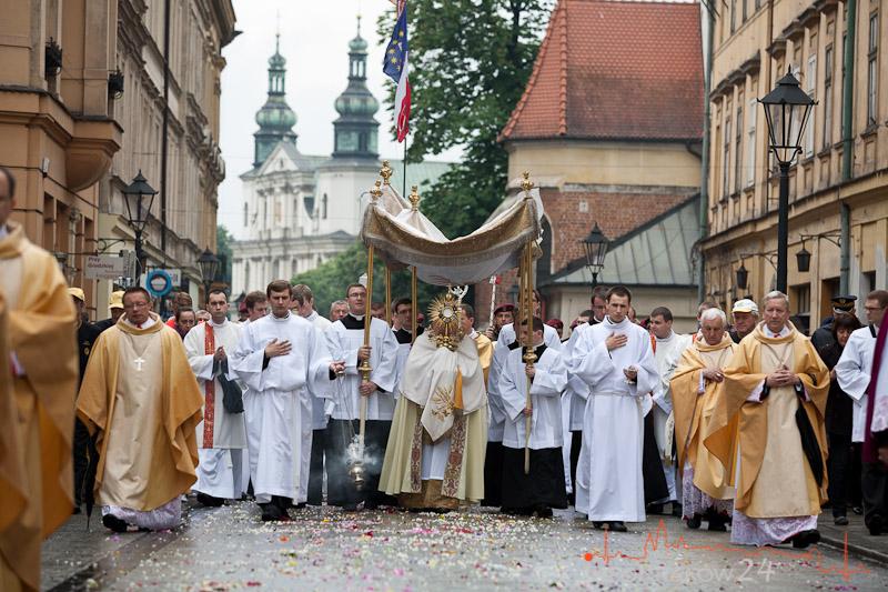 Procesja Bożego Ciała w Krakowie [ zdjęcia ]