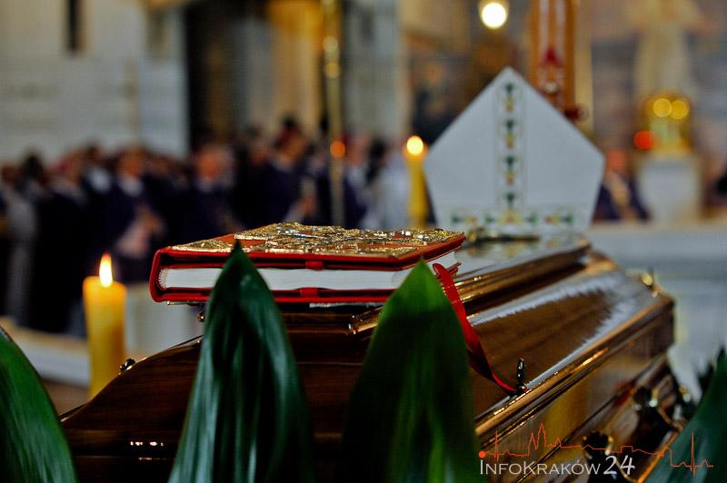 W Sanktuarium Bł. Jana Pawła II zakończyły się uroczystości pogrzebowe Śp. kard. Stanisława Nagy'ego [ zdjęcia ]