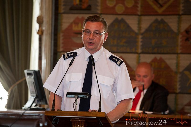 Na sesji Rady Miasta o bezpieczeństwie w Krakowie