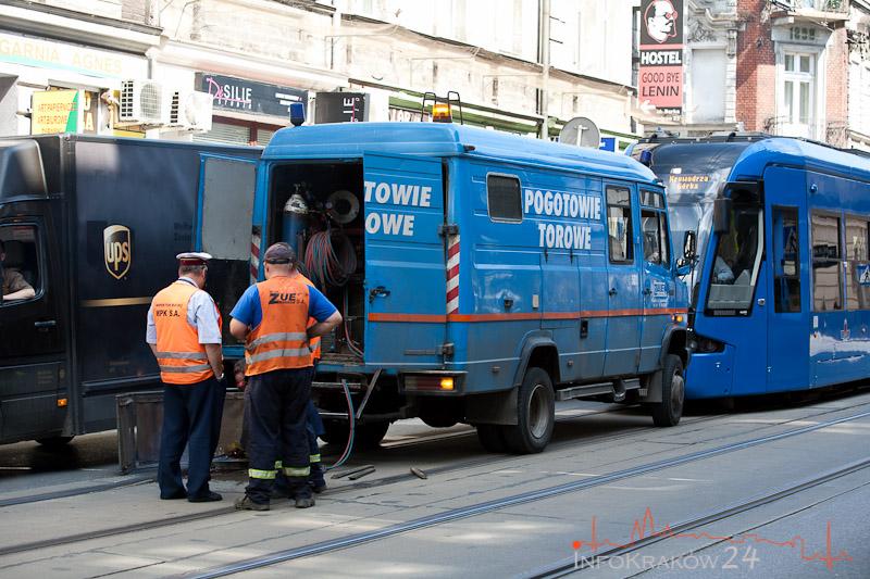 14 lipca: Ulica Basztowa bez tramwajów