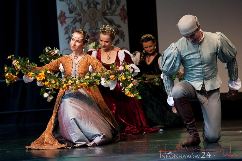 Cracovia Danza: Taneczny Dwór Hiszpański [ zdjęcia ]