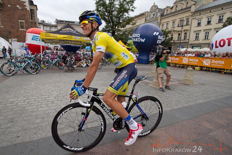 Tour de Pologne – Polak wciąż liderem