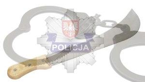 Policja_Maczeta_Kajdanki