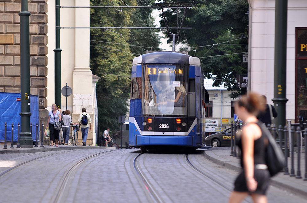 Do piątku bez tramwajów do Bronowic