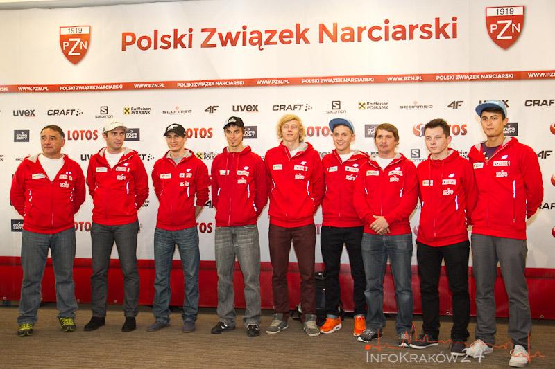 PZN zaprezentował kadry tuż przed sezonem olimpijskim. Fot. Jan Graczyński / INFO Kraków24