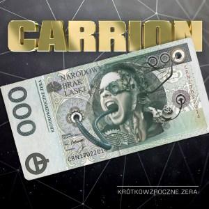 Carrion_Krotkowzroczne_zera-cover