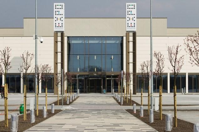 EXPO Kraków przy ul .Galicyjskiej