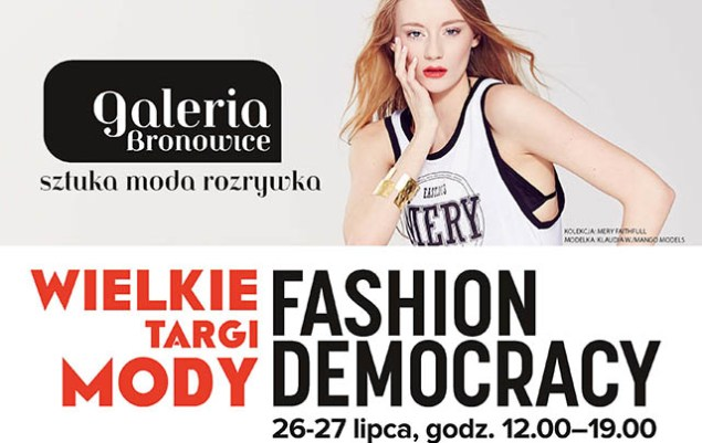Plakat_Fashion Democracy