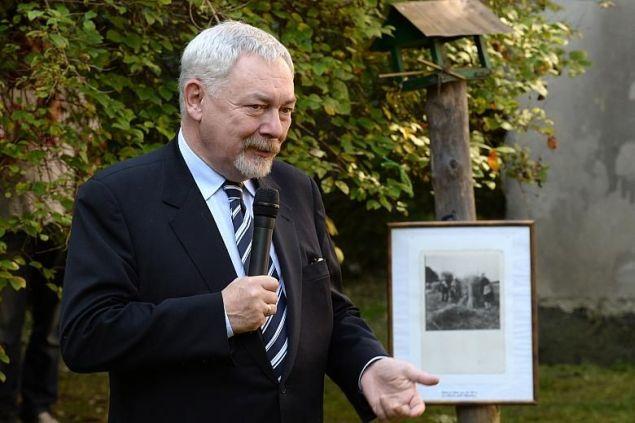 Sadzenie Drzewa Memoriałowego Fot. Wiesław Majka / UMK
