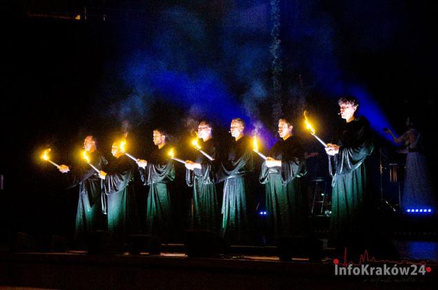 Koncert Gregorian w ICE Kraków. Fot. Bogusław Świerzowski / INFO Kraków24