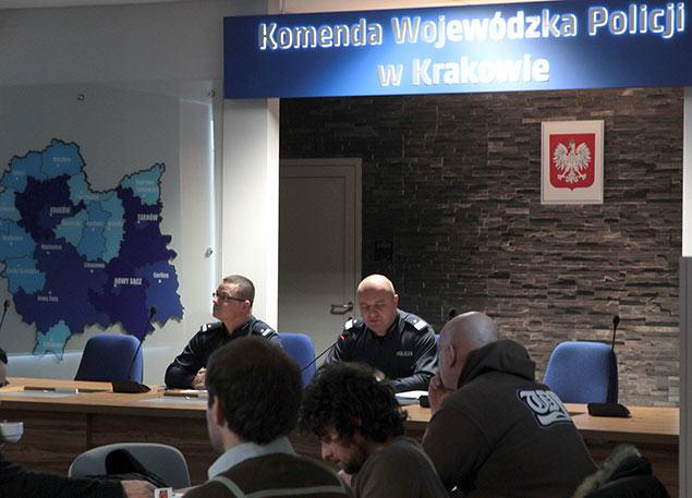 Fot. Michał Kondzior / KWP