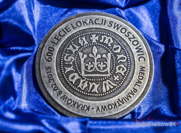 600-lecie Lokacji Swoszowic. Fot. Bogusław Świerzowski / INFO Kraków24