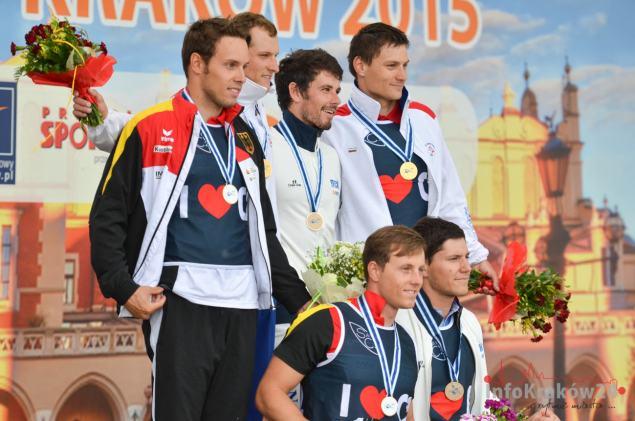 ICF CANOE SLALOM WORLD CUP 2 KRAKÓW 2015. Fot. Bogusław Świerzowski / INFO Kraków24