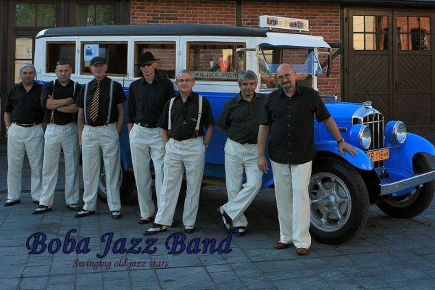 Boba Jazz Band zagra na ulicach i placach Krakowa