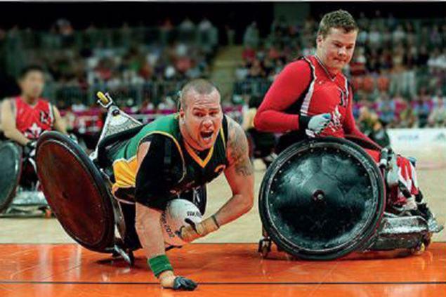 Rugby _niepełnosprawni