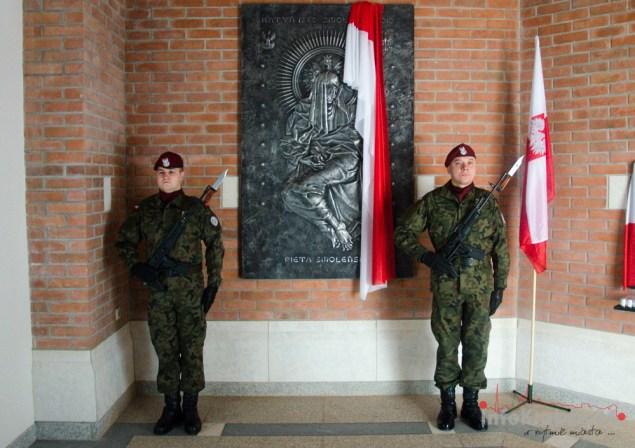 Pieta Smoleńska. Fot. Bogusław Świerzowski / INFO Kraków24