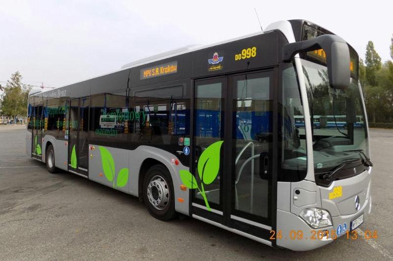 MPK kupuje kolejne ekologiczne autobusy