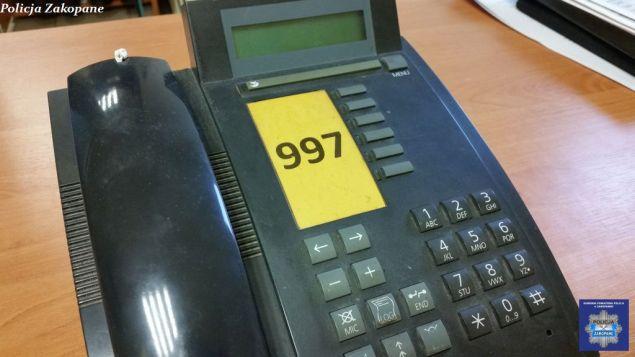 policja 997