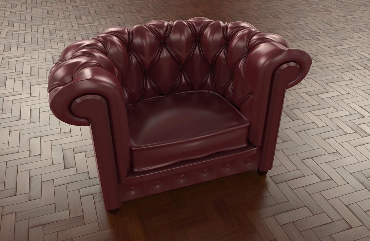 Ukradli fotel, być może posiedzą - ale nie na nim