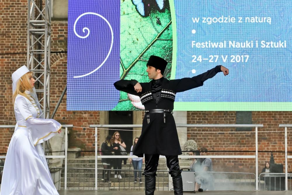 Festiwalowe Miasteczko Naukowe atrakcją dla dzieci i dorosłych [zdjęcia]