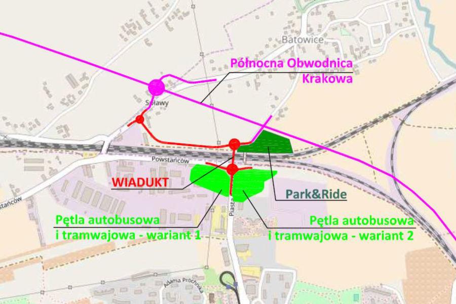 Do końca 2018 r. w Batowicach powstanie nowy wiadukt