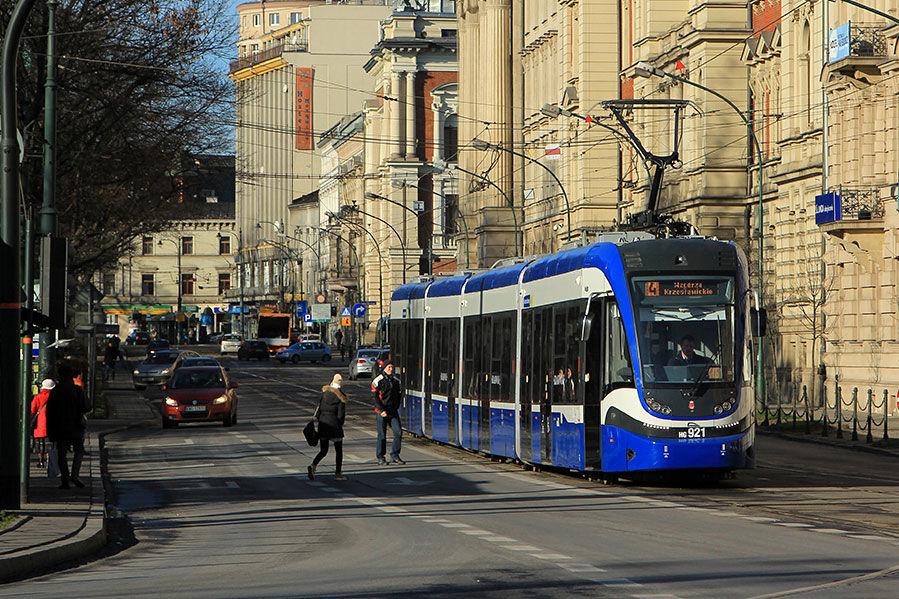 Przebudowa ul. Basztowej - zmiany w komunikacji miejskiej