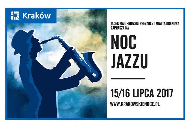 Jazz opanuje Kraków. Noc Jazzu już w sobotę