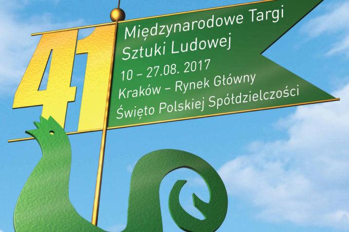 41. Międzynarodowe Targi Sztuki Ludowej w Krakowie