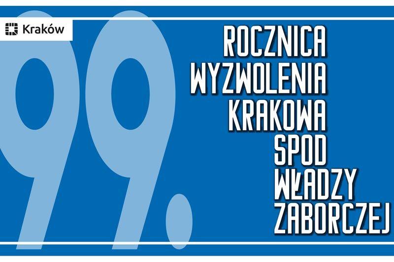 Świętujemy rocznicę wyzwolenia Krakowa