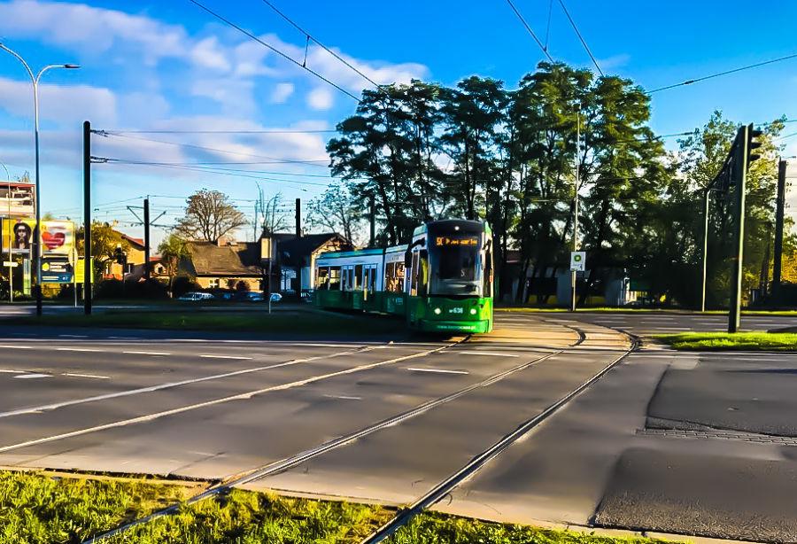 Od poniedziałku bez tramwajów do Kurdwanowa