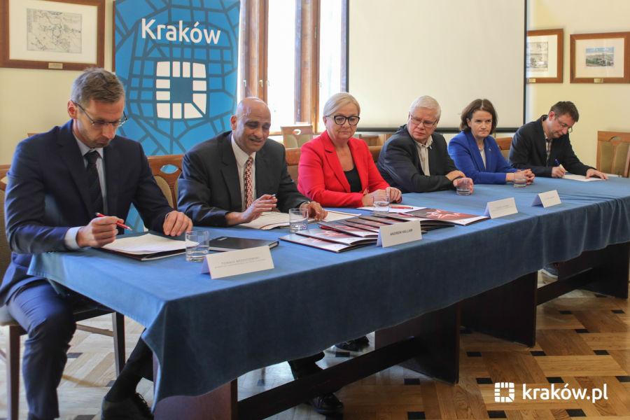 Innowacja w kształceniu studentów w Krakowie