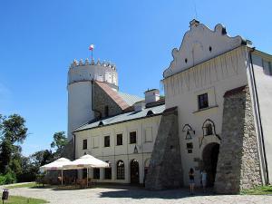 zamek w Przemyślu