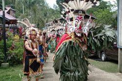 Hudoq, Ritual Mistis Suku Dayak Yang Menghipnotis